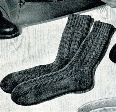 Pattern Cable Socks | cable socks pattern knitting patterns