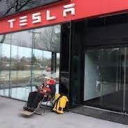 Tesla Store Toronto Luxury Daily