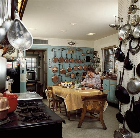julia child kitchen a new book applies julia child s sensibilities to modern