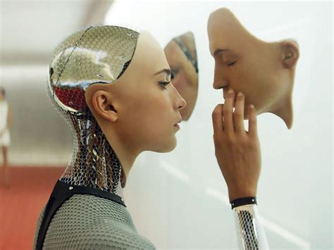 ex machina alex garland s ex machina can a film about an attractive