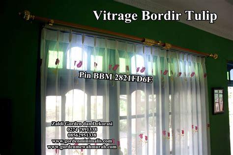 Tirai Gorden Rumah Model Taiwan Batik Kupu Kupu Tirai Anti Nyamuk harga tirai gorden vitrage rp 40 000 permeternya model gorden gorden rumah minimalis gorden