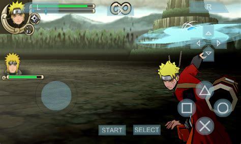 emuparadise iso psp naruto naruto shippuden ultimate ninja heroes 3 psp iso cso