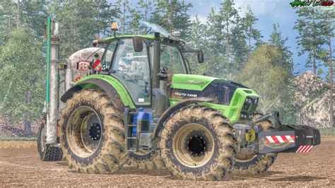 deutz fahr ttv 7250 v5 1 mody do farming simulator 2017