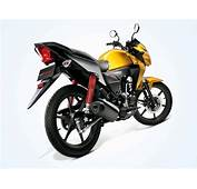 Honda CB Twister Rear 3 Quarter