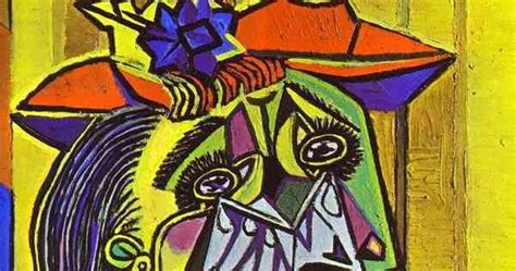 picasso paintings weeping managing the classroom part iv the culture of