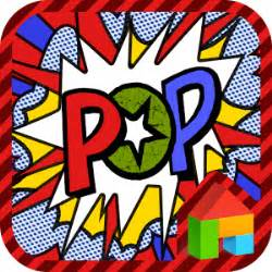 pop art dodol theme android apps on google play