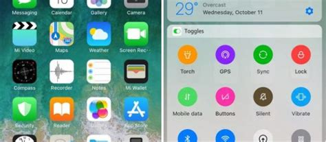 android themes ios 9 ios 11 touch you v1 0 1 theme for miui 9 12mb mtz