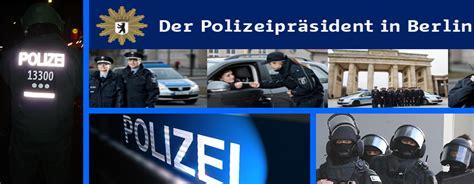 Bewerbungsmappe Berlin Bewerbung Polizei Berlin Lebenslauf