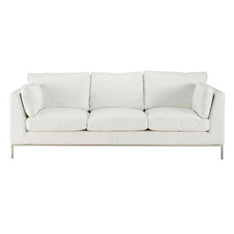 sofa ausziehbar 3 sitzersofa nicht ausziehbar leder wei 223 1399 sofa
