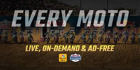 pro motocross live stream motocross action mid week report by daryl ecklund
