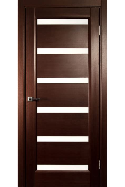 Glass Door Image Quot Tokyo Quot Wenge Interior Door With Glass