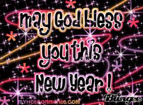 may god bless you ths new year picture 39766250 blingee com