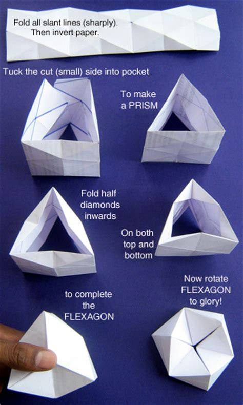 Paper Folding Documentary - toys from trash