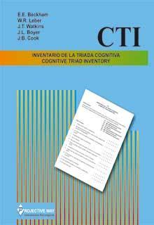 librer 237 a especializada olejnik cti inventario de la triada cognitiva cognitive triad
