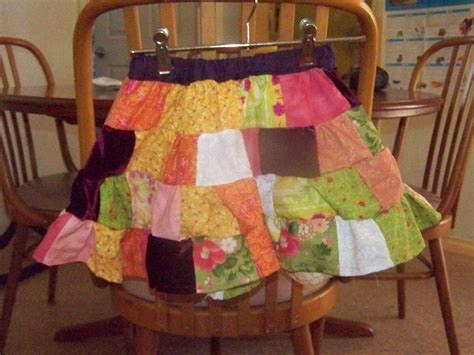 Patchwork Sewing Projects - patchwork circle skirt sewing projects burdastyle