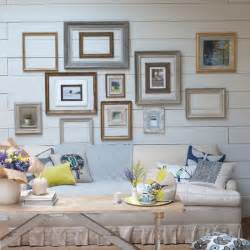 living room frame display country living rooms