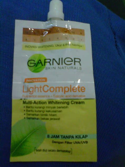 talks garnier light complete multi