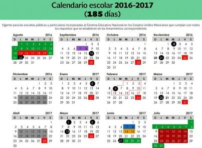 Calendario Itam 2018 Optar 225 N Escuelas Por Calendario De 185 243 200 D 237 As Para