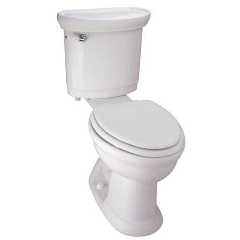 Mansfield Plumbing Fixtures Mansfield Plumbing 4197ctk White Waverly Smart Height