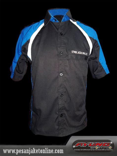 Kemeja Asia baju seragam lapangan jaket jacket pesan jaket