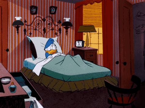 Snoring Room by Donald Duck Gif Find Amp Share On Giphy
