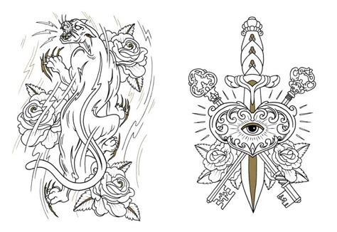 tattoo designs pdf the coloring book search flash