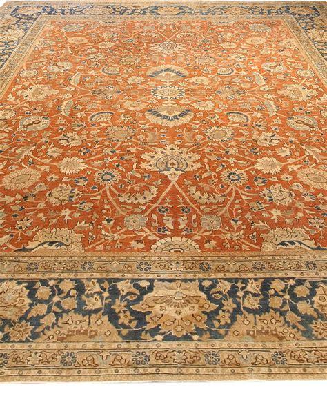 Antique Persian Tabriz Carpet Bb4037 By Doris Leslie Blau Rugs Tabriz