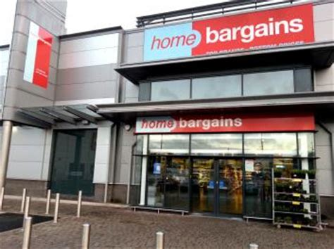 home bargains longwood retail park newtownabbey opening