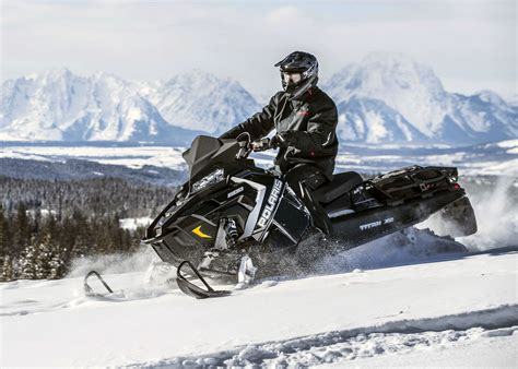 Snowmobile Sweepstakes - 2018 polaris snowmobiles unveiled american snowmobiler magazine