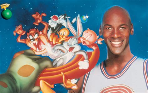 film michael jordan cartoon it s official there will be a space jam 2 91x