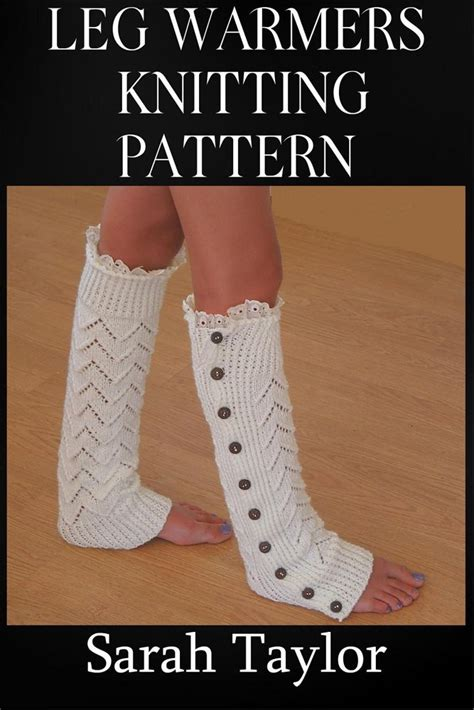 leg warmers knitting pattern 8 ply leg warmers knitting pattern by