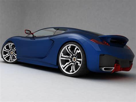 supercar concept wheels porsche supercar concept azee