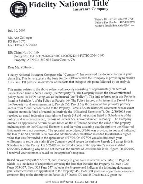National Insurance Letter K a review of claim processing and my lawsuit against