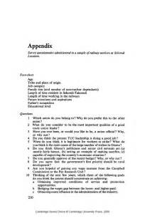 Appendix In Research Paper Exle by Photo Research Paper Appendix
