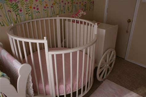 Carriage Baby Crib Princess Carriage Crib Traditional By Stoll Furniture Design