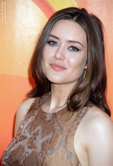 megan boone backward flow haircut megan boone hair