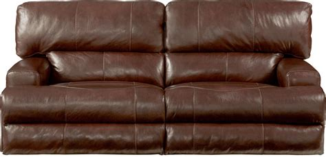 catnapper leather sofa catnapper wembley top grain italian leather leather power