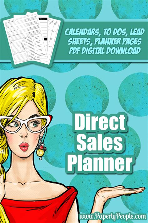 home party plan network direct sales business planner for network marketing party