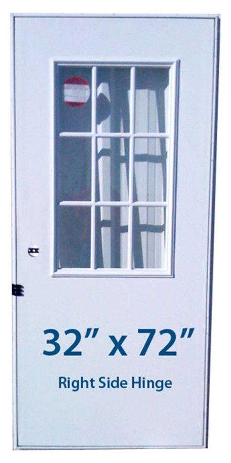 Mobile Home Cottage Door 32x72 Rh Right Hand Hinge Doors 32 X 72 Exterior Door