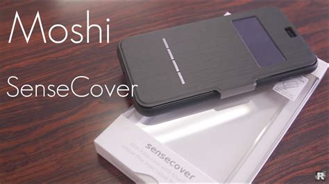 Sense Pixie 2 Iphone 7 the most functional folio moshi sense cover iphone 7 7 plus review demo