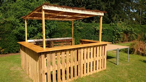 Outdoor Pallet Bar ? Pallet Ideas ? 1001 Pallets
