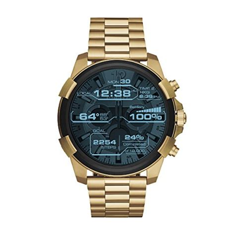 Montre connectée Homme Diesel Full Guard DZT2005