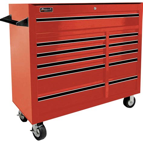 tool chest and rolling cabinet homak pro series 41in 11 rolling tool cabinet