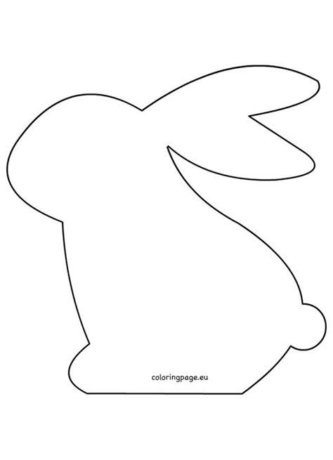 free bunny pattern template 25 unique felt bunny ideas on felt diy diy