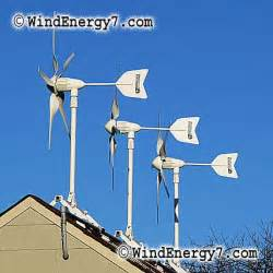Small Home Wind Generator Kit Small Wind Turbine Small Wind Energy Wind Turbines Wind