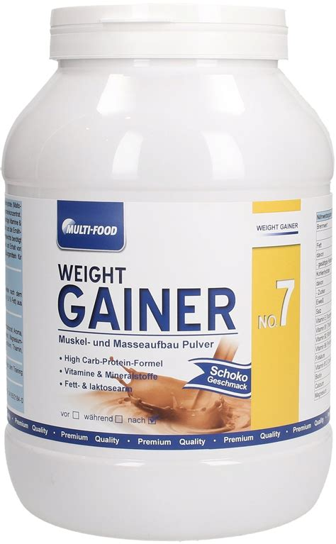 Weight Gain Buy Products weight gain no 7 1500g container multi food vitalabo