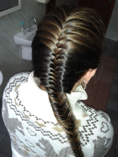 history of the fish tail braid french fishtail braid evelīna s s photo beautylish
