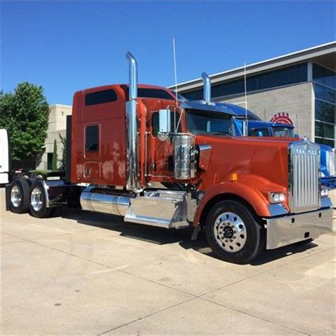 Big Sleeper Semi Trucks For Sale by 2016 Kenworth Icon 900 Heavy Duty Trucks Conventional