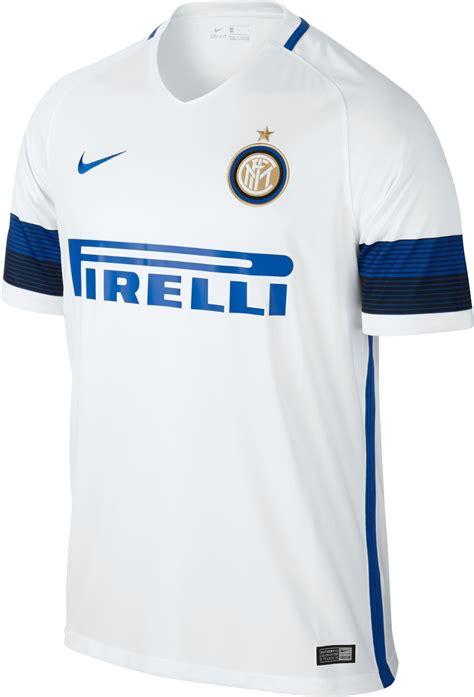 Jersey Inter Milan Away 1416 inter milan 16 17 away kit released footy headlines