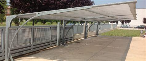 tettoie per auto usate sistemi di copertura per auto parcheggi ombreggianti